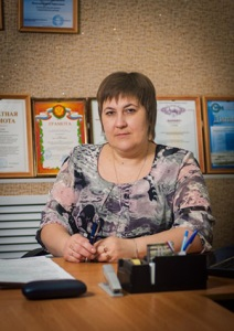 Верина Наталья Евгеньевна