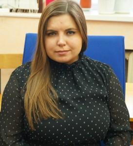 Маслова Алина Алексеевна – старший преподаватель кафедры