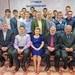 преподаватели с гр. 07МО 2012г.