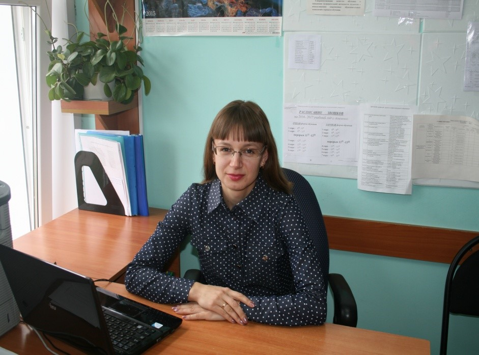Сизова Юлия Валерьевна доцент кафедры