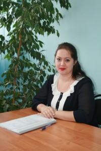 Борисова Елена Егоровна доцент кафедры