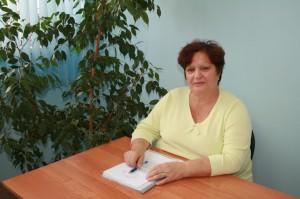 Малышева Анна Асафовна старший лаборант